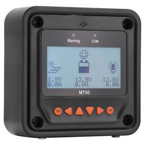 EP Solar Tracer MPPT Remote MT-50 for BN, A and AN Series