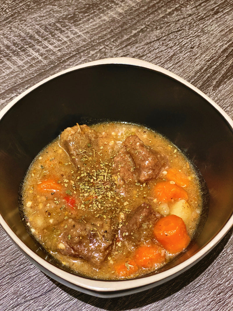 Beef Stew from scratch