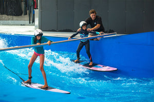 Indoor-Surfen Kinder