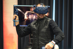 Virtual Reality Escape Room in der Jochen Schweizer Arena