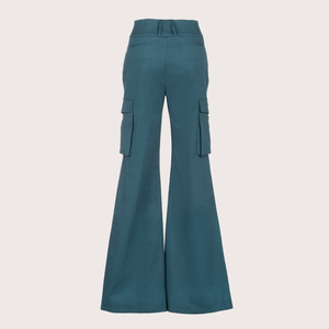 The Cargo Trouser - Stretch Denim