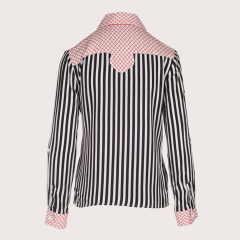 The Rebel Blouse