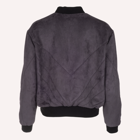 The Relaxed Bomber Jacket