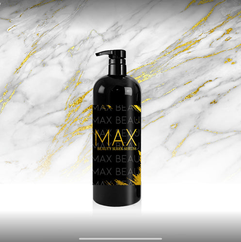 MAX BEAUTY SLEEK SERUM