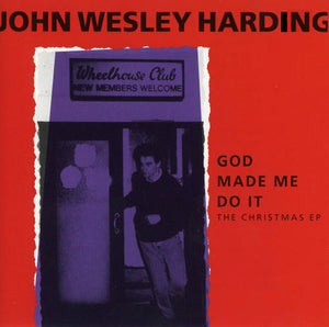 God Made Me Do It - The Christmas EP (secondhand LP)
