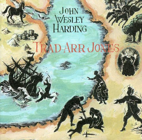 Trad Arr Jones artwork