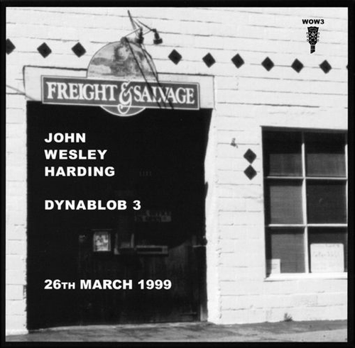 Dynablob 3: 26th March 1999 (CD)