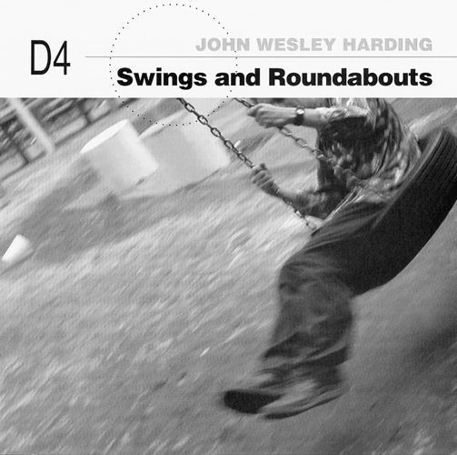 Dynablob 4: Swings and Roundabouts (CD)