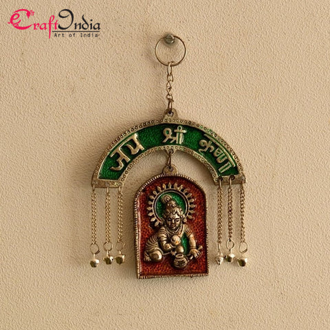 Wall Hanging of Laddu Gopal