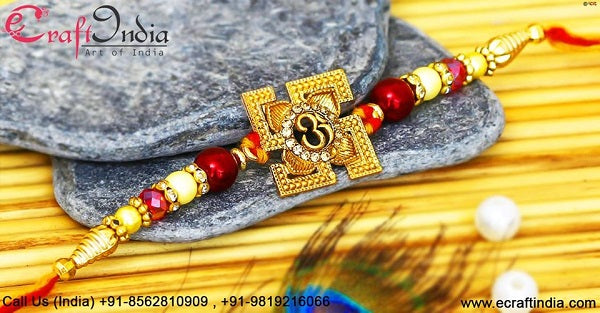 Buy Rakhi Online from eCraftIndia