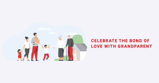 Celebrate The Bond Of Love With Grandparents