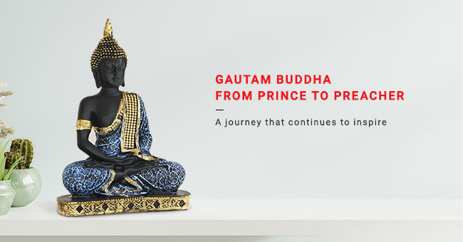 Gautam Buddha From Prince To Preacher – A Journey That Continues To Inspire