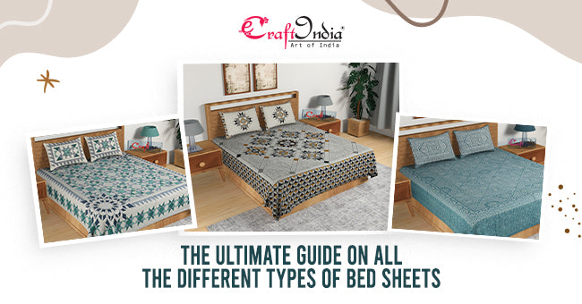 The Ultimate Guide on All the Different Types of Bed Sheets