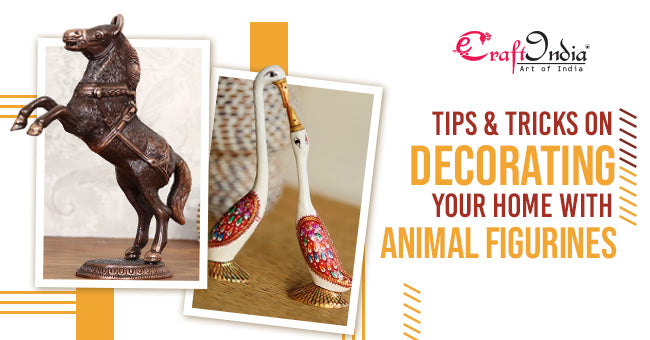 Tips & Tricks on Decorating Your Home with Animal Figurines