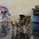 ecraftindia-metal-showpiece-of-chariot_2