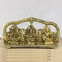 aglg502-ecraftindia-golden-laxmi-ganesha-saraswati-shining-religious-decorative-showpiece_1
