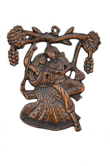 ecraftindia-metal-wall-hanging-of-radha-krishna-on-swing_1