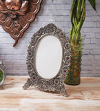 ecraftindia-antique-finish-white-metal-splendid-photo-frame_3