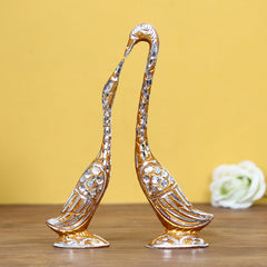 ASWAN507-eCraftIndia-Cute-Swan-Love-Birds-with-7-Inch-Height-Decorative-Figurine_1