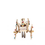 ecraftindia-gemstone-studded-pure-brass-camel-cart-handicraft_5