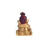ecraftindia-brass-lord-ganesha-playing-harmonium-antique-showpiece_5