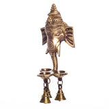 ecraftindia-ganesh-deepak-with-bell-brass-wall-hanging-and-artifact_5