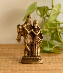 ecraftindia-decorative-radha-krishna-pair-brass-figurine_1