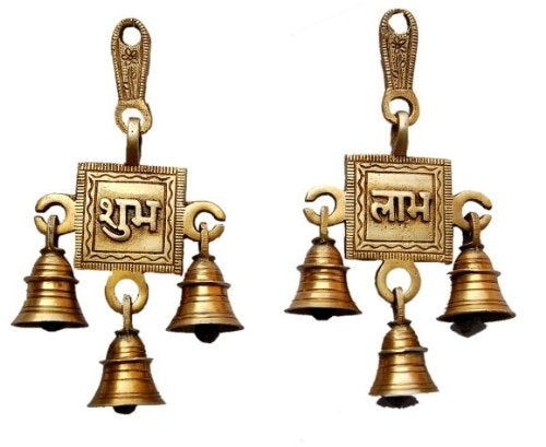 ecraftindia-brass-shubh-labh-hanging-bells-set_1