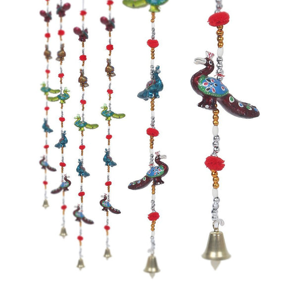 ecraftindia-rajasthani-handcrafted-peacock-door-hanging-home-decor-set-of-2_1