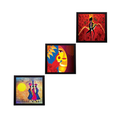 ecraftindia-set-of-3-abstract-women-figures-satin-matt-texture-uv-art-painting_1
