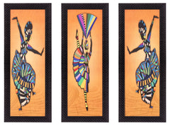 c3fpb2200-ecraftindia-set-of-3-abstract-dancing-lady-satin-matt-texture-uv-art-painting_1