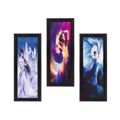 c3fpb2216-ecraftindia-set-of-3-dancing-angels-satin-matt-texture-uv-art-painting_1
