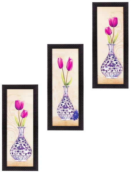 c3fpb2243-ecraftindia-set-of-3-decorative-floral-botanical-pot-satin-matt-texture-uv-art-painting_1
