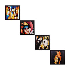 c4fpb1119-ecraftindia-set-of-4-radha-krishna-satin-matt-texture-uv-art-painting_1
