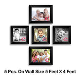 ecraftindia-memory-wall-collage-photo-frame-set-of-5-individual-photo-frames_4