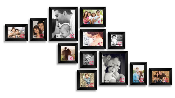 ecraftindia-memory-wall-collage-photo-frame-set-of-12-individual-photo-frames_1