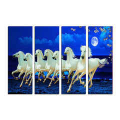 cpgkb2104-ecraftindia-4-panel-lucky-7-running-horses-premium-canvas-painting_1