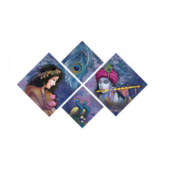 cpgkb49092-ecraftindia-set-of-4-radha-krishna-premium-canvas-painting_1