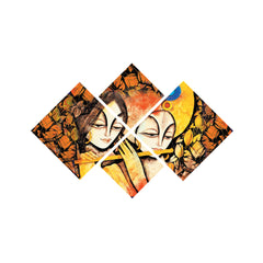 cpgkb49103-ecraftindia-set-of-4-radha-krishna-premium-canvas-painting_1