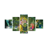 cpgkb59054-ecraftindia-set-of-5-radha-krishna-premium-canvas-painting_1