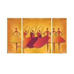 cpgkb69133-ecraftindia-set-of-3-abstract-dancing-lady-premium-canvas-painting_1