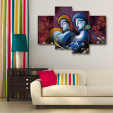 cpgkb79121-ecraftindia-set-of-4-radha-krishna-premium-canvas-painting_2