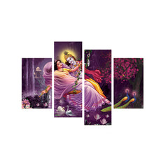 cpgkb79445-ecraftindia-set-of-4-radha-krishna-premium-canvas-painting_1