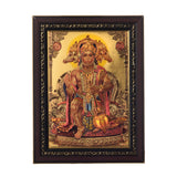 ecraftindia-panchmukhi-hanuman-laminated-golden-foil_1