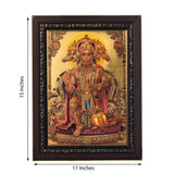 ecraftindia-panchmukhi-hanuman-laminated-golden-foil_3