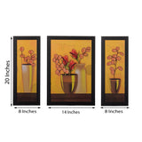 ecraftindia-set-of-3-floral-pots-satin-matt-texture-uv-art-painting_3