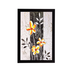 ecraftindia-yellow-flowers-matt-textured-uv-art-painting_1