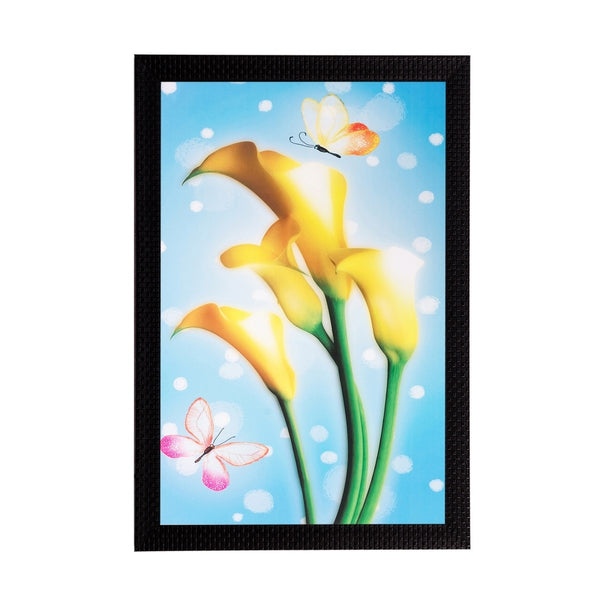 ecraftindia-enlightening-yellow-flowers-matt-textured-uv-art-painting_1