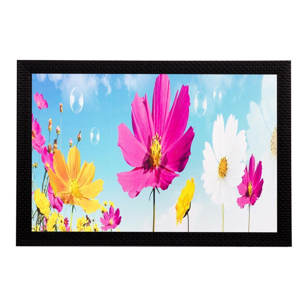 ecraftindia-pink-yellow-flowers-matt-textured-uv-art-painting_1