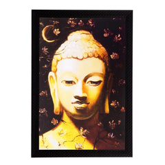 ecraftindia-spiritual-lord-buddha-matt-textured-uv-art-painting_1